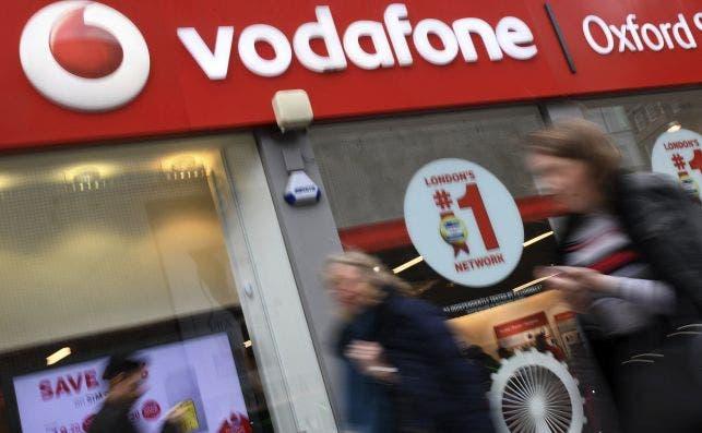 Vodafone acelera en 5G para compensar el fútbol