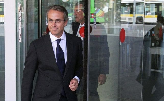 Javier Faus, presidente de Meridia. EFE