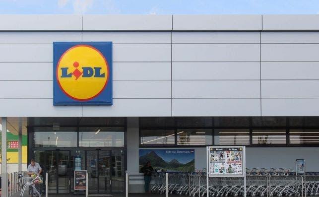El laboratorio de la OCU niega que la crema Lidl sea la mejor. En la foto, un supermercado de la cadena Lidl.
