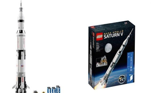 Saturno V Lego1