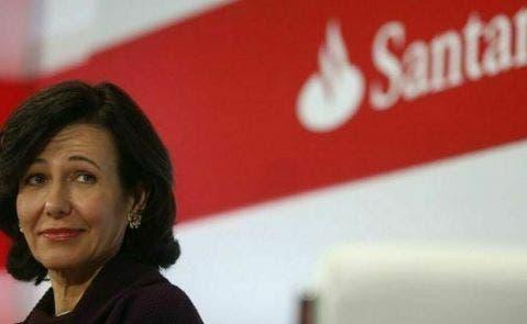 Ana Botín, presidenta del Banco de Santander