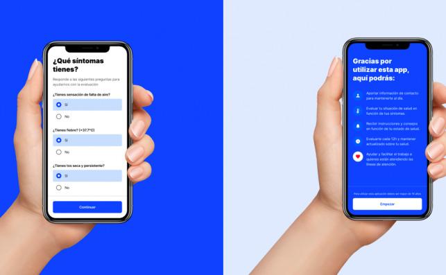 La app de la Comunidad de Madrid