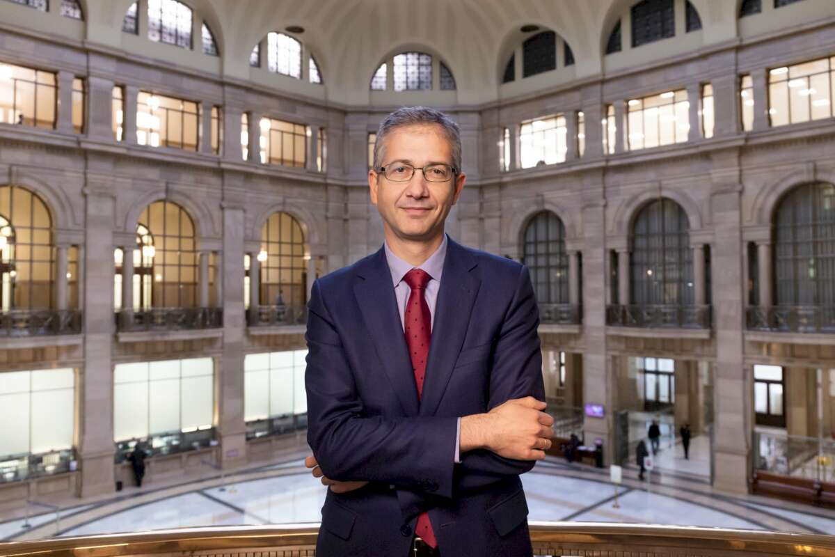 El gobernador del Banco de España, Pablo Hernández de Cos. BdE