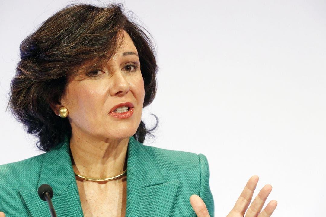 Ana Botín se ha propuesto convertir al Santander en un banco global.