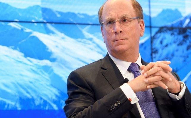 Larry Fink, fundador y CEO de Blackrock. EFE