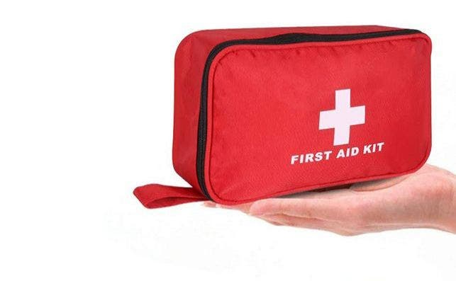 botiquin primeros auxilios coche amazon