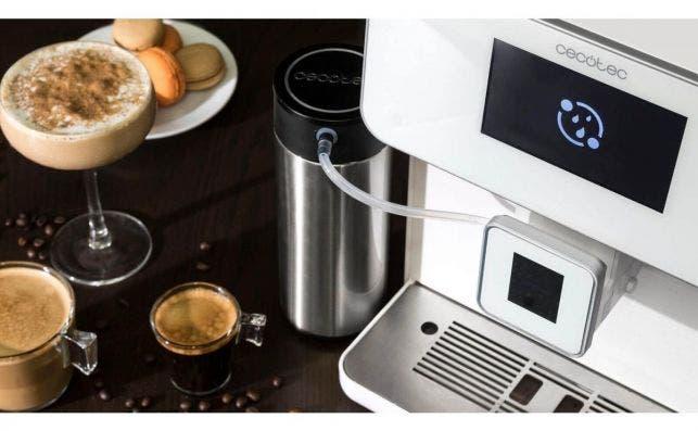 Cafetera superautomática Cecotec 1508