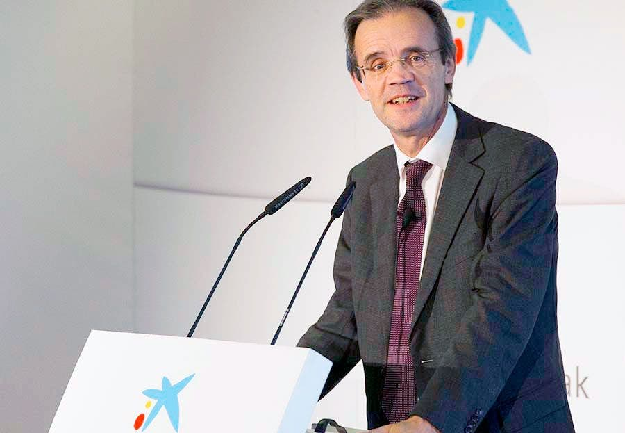 El nuevo presidente no ejecutivo de Caixabank, Jordi Gual