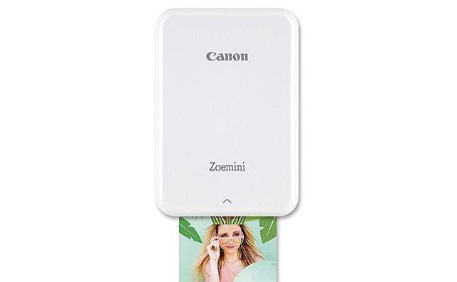 impresora portátil para móvil canon zoemini amazon