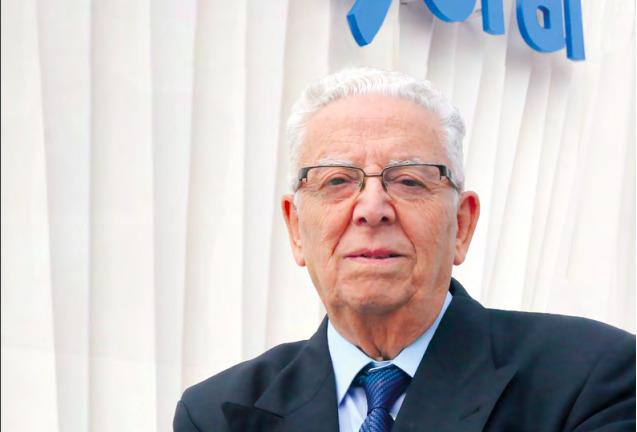 Rafael Domínguez de Dor. Fuente:Mayoral.