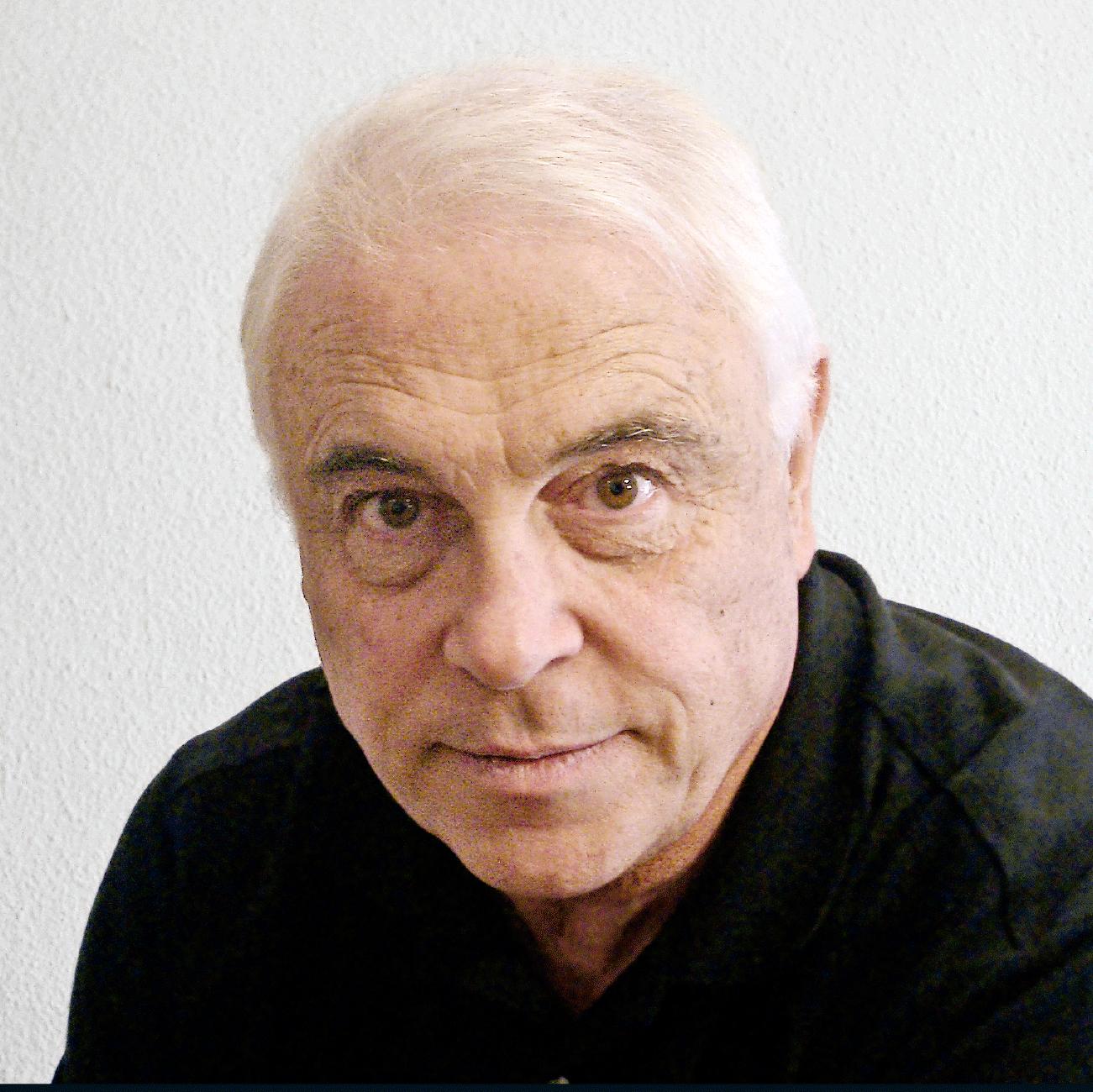 Carlos Díaz Güell, autor de 'Oídos sordos'