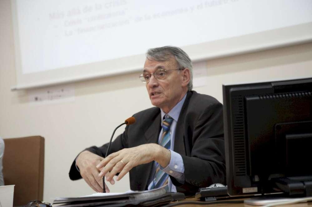 El nuevo presidente del CES, Antón Costas.