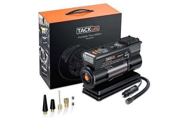 Compresor de aire de coche Tacklife