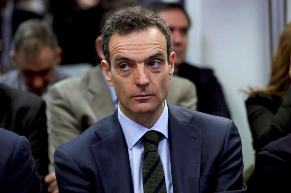 Rafael Barbadillo, presidente de Confebus, la principal organización de empresas de autobús de España. /EFE/ZIPI