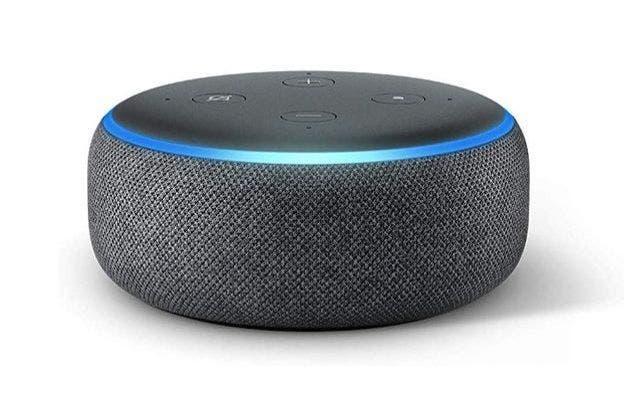 Altavoz inteligente Echo Dot de Amazon
