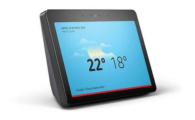 Echo Show de segunda generación con pantalla de 10 pulgadas, de Amazon