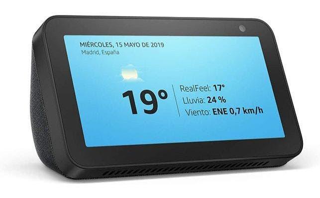 Asistente digital Echo Show 5, con pantalla, de Amazon