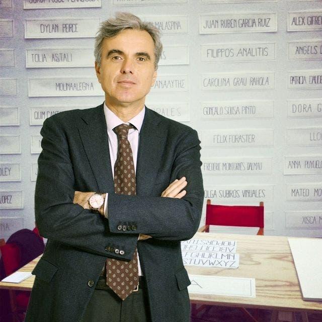 Fèlix Riera, director editorial de ED Libros