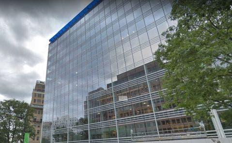 edificio de oficinas en Washington adquirido por Pontegadea. GM.