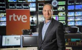 El jefe de información y actualidad de RTVE, Enric Hernández | RTVE/Archivo