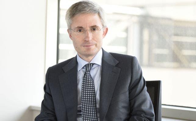 Eduard Mendiluce, CEO de Aliseda y Anticipa Real Estate