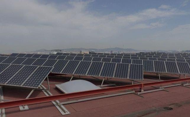 Energia solar en fábrica Estrella Damm 03 Easy Resize.com