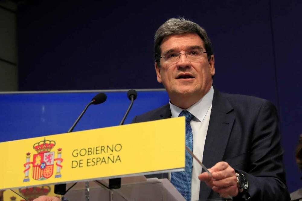 El ministro de Seguridad Social, José Luis Escrivá.