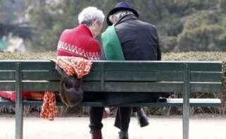 Dos jubilados