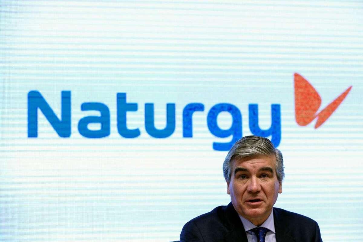 o Reynes, presidente de Naturgy./ EFE