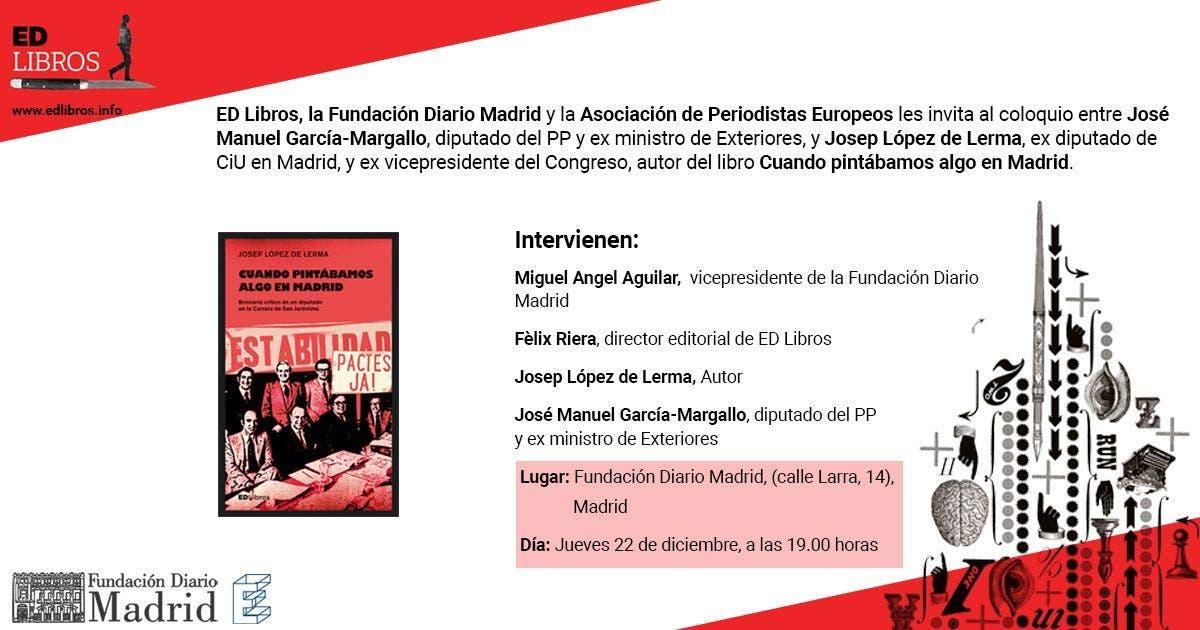 López de lerma-madrid-margallo