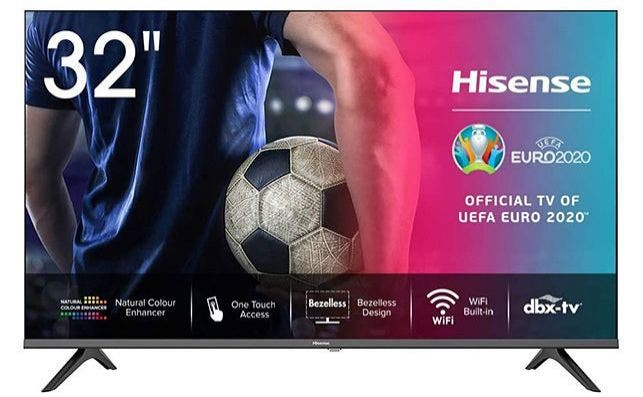 Hisense HD TV 2020 32AE5500F amazon