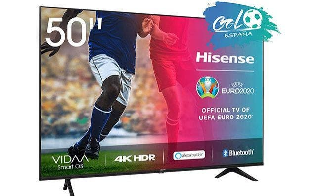 Hisense UHD TV 50AE7000F amazon