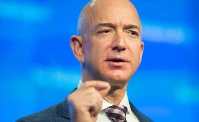 Jeff Bezos, fundador de Amazon y dueño de 'The Washington Post'.
