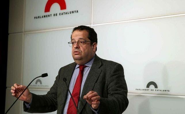 El ex PSC Joan Ignasi Elena