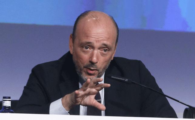 Javier Monzón, presidente de PRISA. EFE/Juan Carlos Hidalgo
