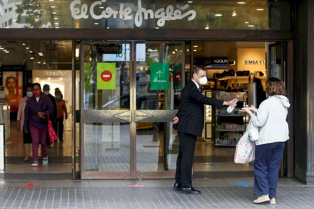 Te mejorarás Cámara Niños  El Corte Inglés cierra en enero uno de sus centros comerciales emblemáticos  de Barcelona