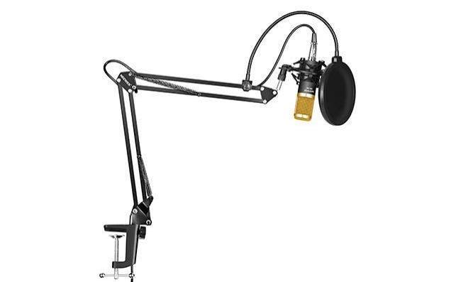 neewer microfono estudio mac pc amazon