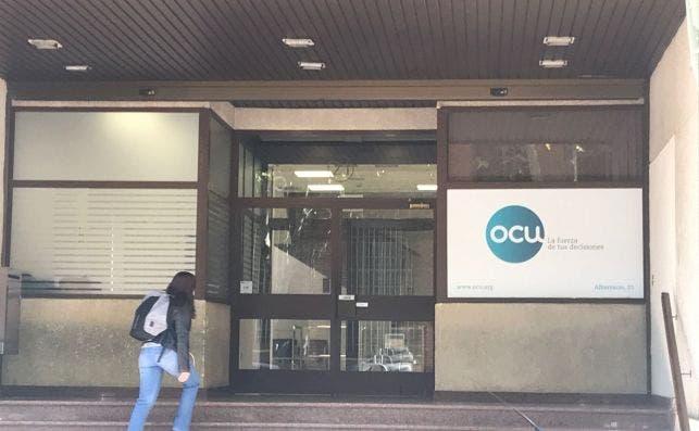 La sede de la OCU. /Archivo