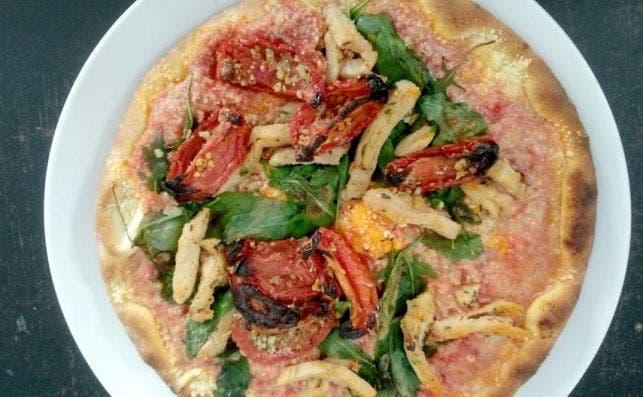 pizza mercadona 9