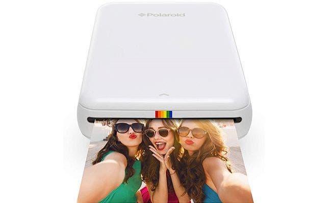 impresora portátil para móvil polaroid zip amazon