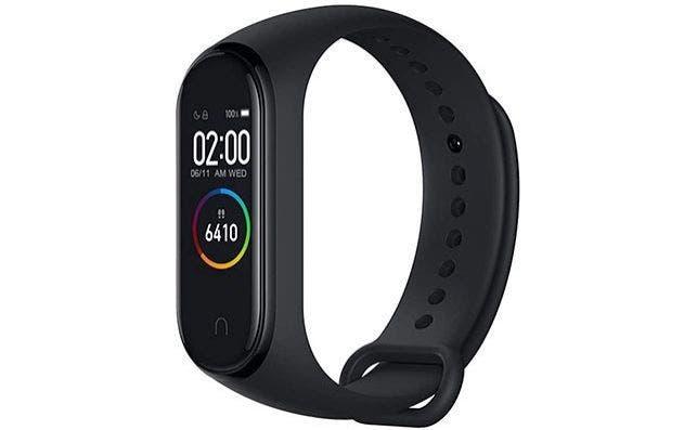 pulsera actividad Xiaomi Smart Band 4 amazon