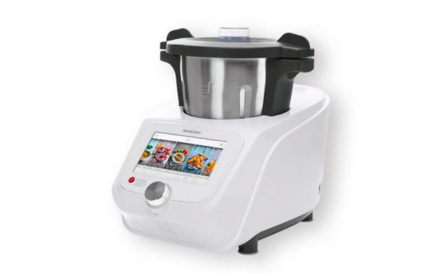 Robot de cocina Monsieur Cuisine Connect Silvercrest de Lidl