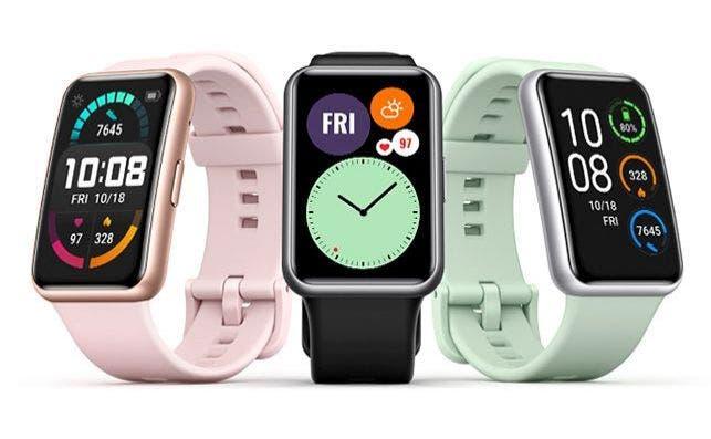 smartwatch huawei watch fit colors amazon