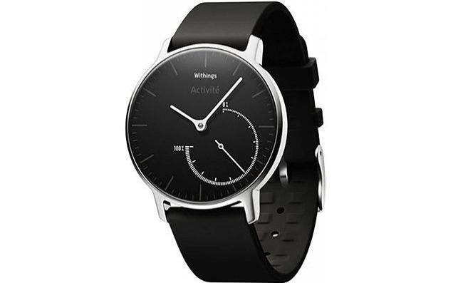 smartwatch withings activite steel amazon