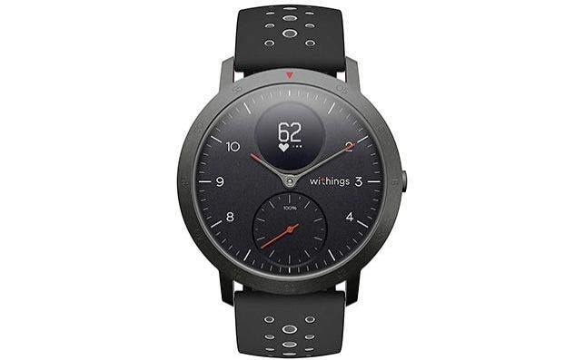 smartwatch withings hr steel sport amazon