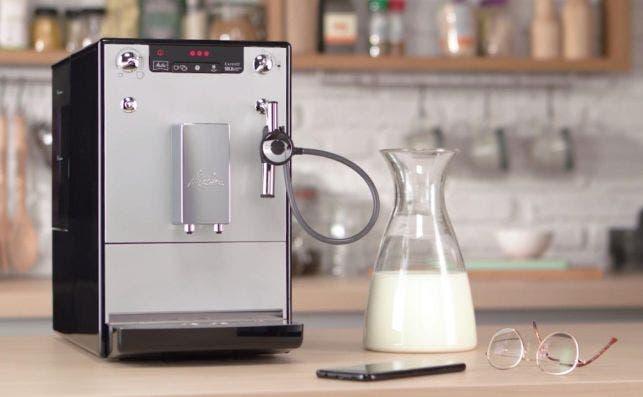 Supercafetera Melitta Solo & Perfect Milk