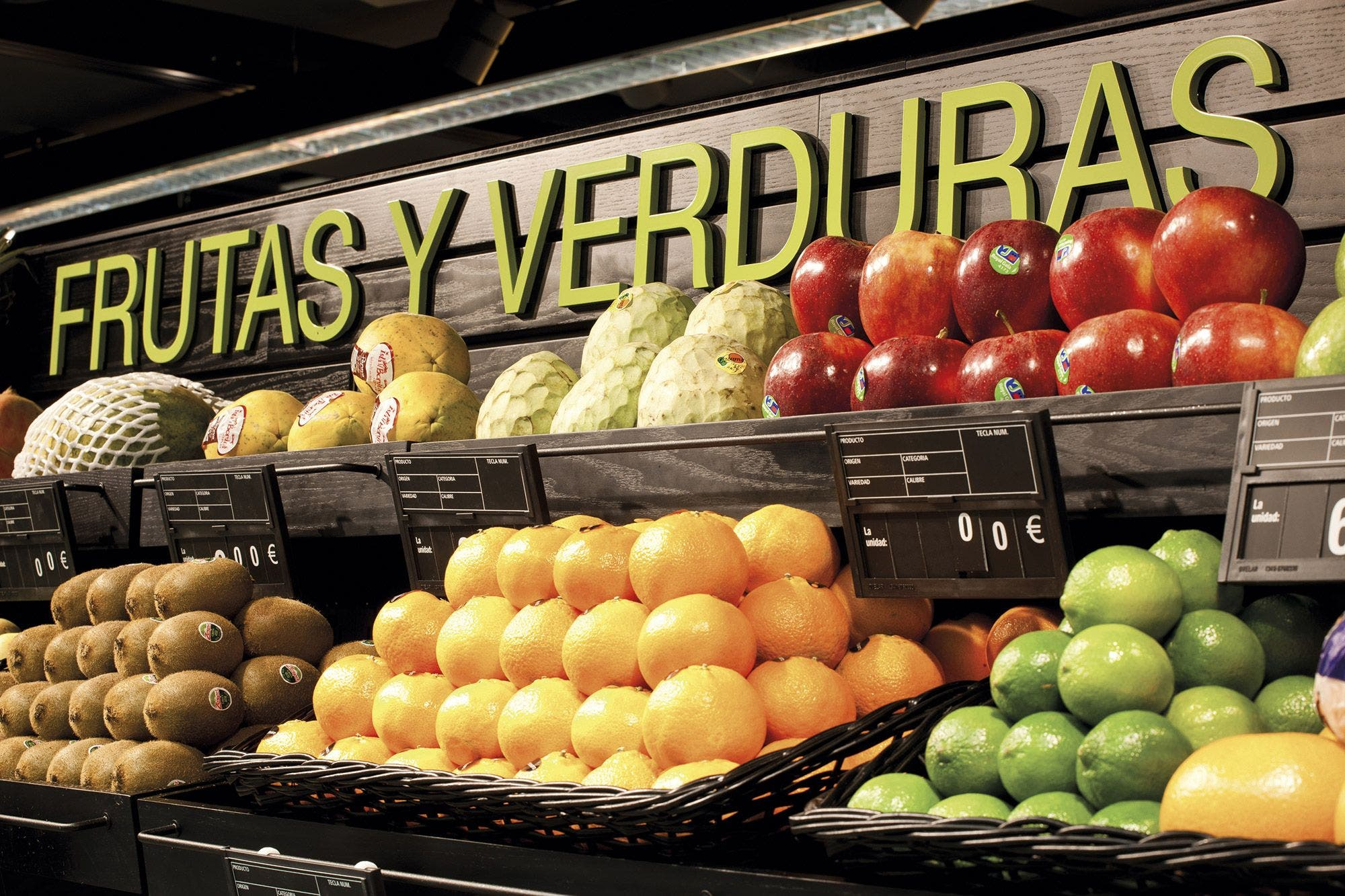 El Corte Inglés Crea Una Tienda Urbana De Comida Vegana Y Ecológica