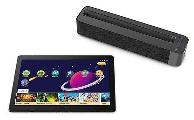 tablet Lenovo Smart Tab M10 amazon