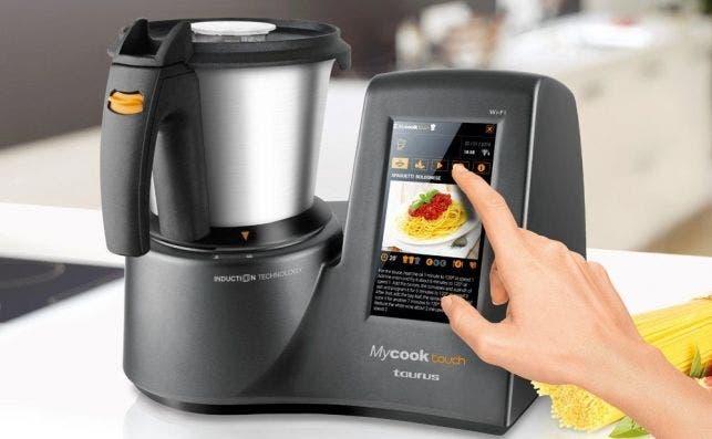 El robot de cocina Mycook, de Taurus. Foto: Amazon