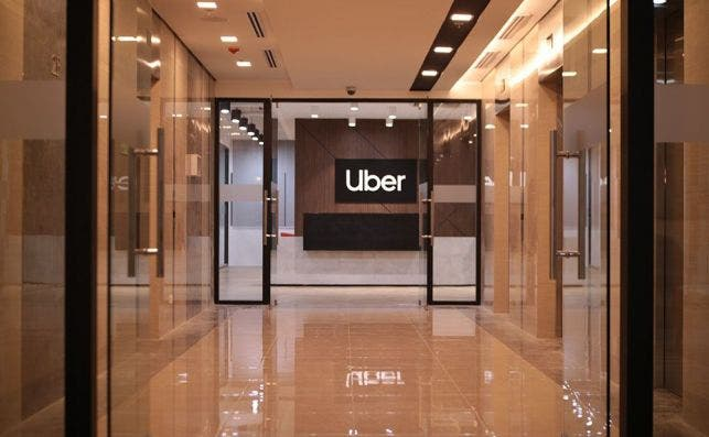 Sede de Uber. Fuente:Uber.com